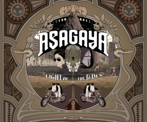 """Light Of The Dawn"" by  Mystical Artist Asagaya"