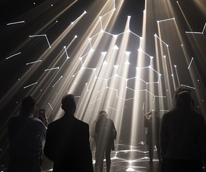 Pneuhaus' Atmosphere Lighting Installation