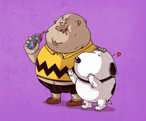 The Famous Chunkies by Illustrator Alex Solis