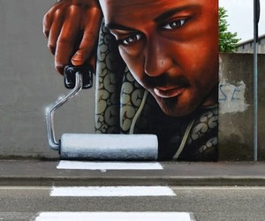 Amusing Murals by Street Artist Caiffa Cosimo