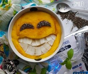 Emojis Made Of Healthy Food by Heather Adams