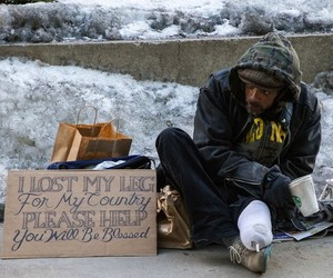 Art Director Redesigns Homeless People's Signs