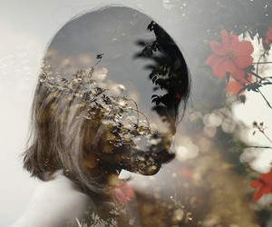 Double-Exposure Pictures by Miki Takahashi