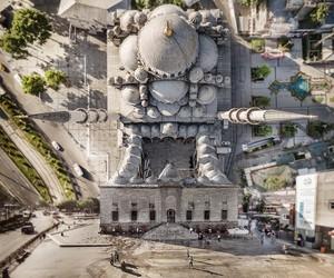 Istanbul meets Inception by Aydin Büyüktas