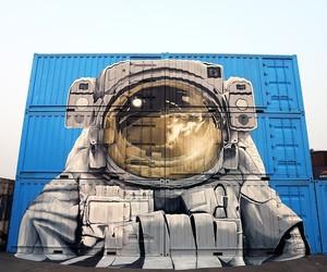 Impressive New Mural by NEVERCREW in India