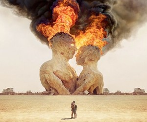 Surreal Experiences at The Burning Man Festival