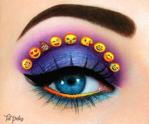 Eye Makeup-Creations inspired by Pop Culture