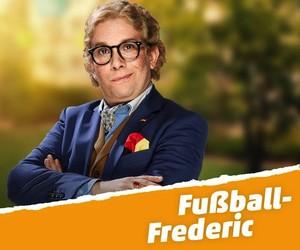Grillparty mit C.Ulmen aka Fußball-Frederic
