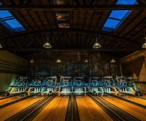"""Highland Park Bowl"" in Los Angeles / California"