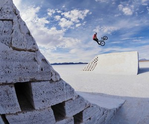 High Altitude BMX Shredding with Daniel Dhers