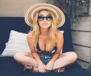 Emily Sears Captured at her Place in Los Angeles