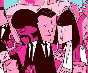 Illustrations by Ale Giorgini