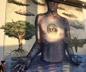 Mural by Street Artist Alexis Diaz in San Juan