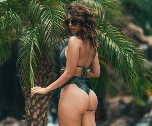 Tianna Gregory Captured in Swim Wear in LA