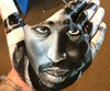 Hand Portraits of 2Pac and more by Russell Powell