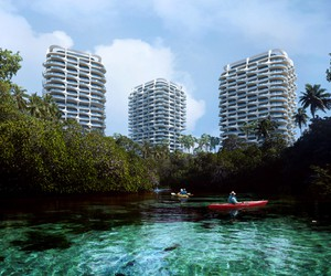 Alai Residential Complex by Zaha Hadid Architects