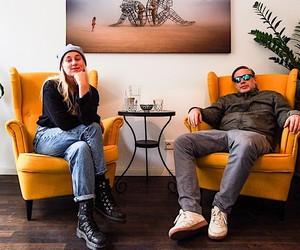 Anna Müller and Johannes Finke from Herzstück