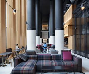 Hotel Monville, Montréal, Canada / ACDF Architects