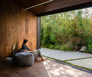 Dan Brunn Architecture Hide Out House