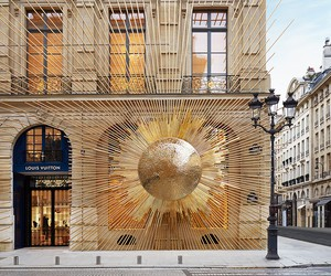 Maison Louis Vuitton Vendôme Flagship Store