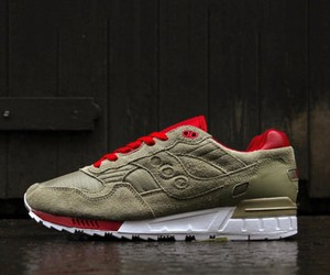 Saucony X Bau Shadow 5000 by Footpatrol