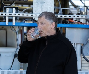 Bill Gates' Plan To Turn Feces Into Drinking Water