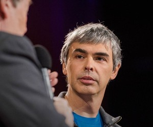 Google CEO Larry Page About His Far-Off Vision