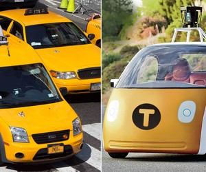 Robot Taxis And The Future Of Cab Drivers