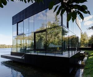 Villa On The Lake, Lechlade, UK / Mecanoo