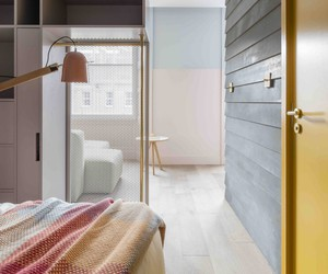 Eden Locke Edinburgh hotel by Grzywinski+Pons