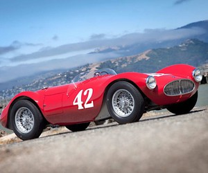 RM Sotheby's is auctioning a 65-year-old Maserati