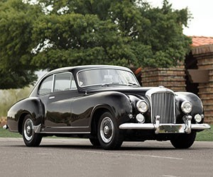 1954 Bentley R-Type Fastback: $1.5M