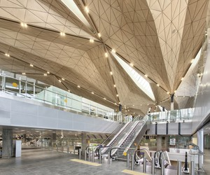Pulkovo International Airport by Grimshaw