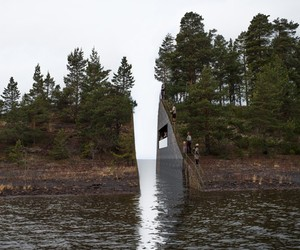 Jonas Dahlberg designs Norway's July 22 Memorial