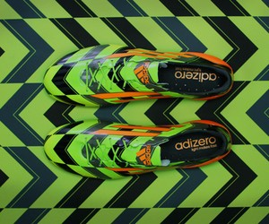 Adidas unveils Lightest Soccer Cleat Ever