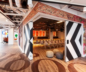 Google Office in Amsterdam by D/DOCK