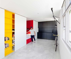 The Studio apartment by Nicholas Gurney