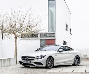 The new Mercedes-Benz S 63 AMG Coupé
