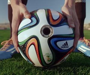 Adidas Brazucam Camera-Ball with 360 degree views
