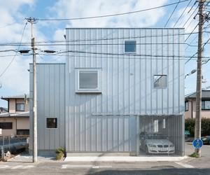 House in Chiba by Yuji Kimura
