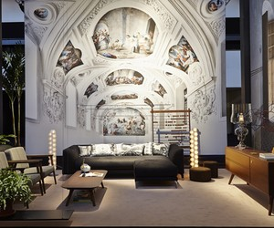 MOOOI's Unexpected Welcome exhibition at MDW14