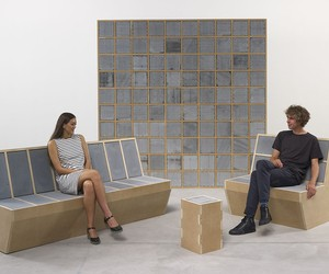 Sarah Lucas presents her 1st Furniture collection