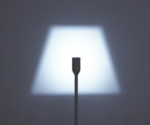 YOY created a lamp that projects its shade