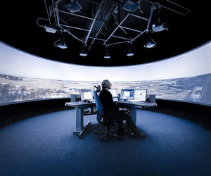 Saab's Remote Air Traffic Control Tower