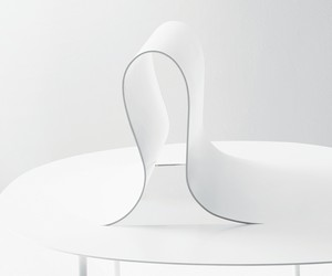 Softer than Steel furniture collection by Nendo