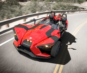 2015 Polaris Slingshot 3 Wheel Motorcycle
