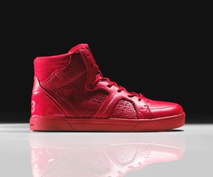 Y-3 Rydge High Top All Red