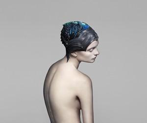 The Unseen Headdress for Swarovski