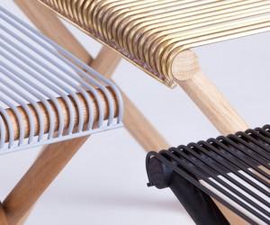 Trestle Tables  by Omri Revesz + Damian Tatangelo