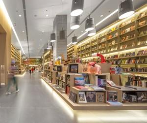 Saraiva Bookstore by Studio Arthur Casas